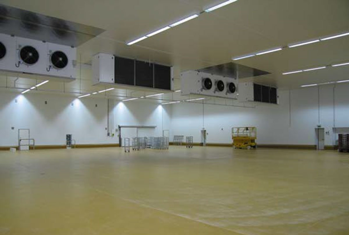 cooling room / area