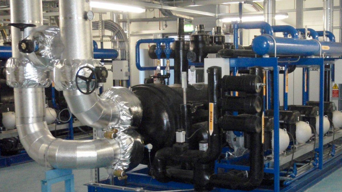 bespoke cooling system solution