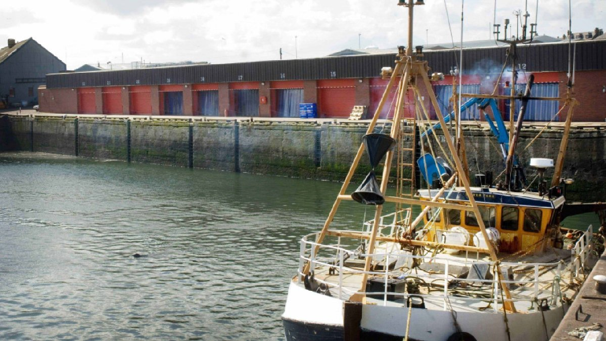 Fraserburgh Fish Market