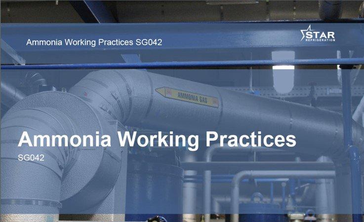 Ammonia Awareness Training