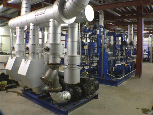Glycol Pump Set