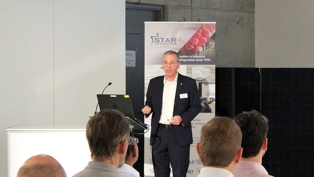 David Blackhurst: Refrigeration Systems Regulation, Standards and Guidance