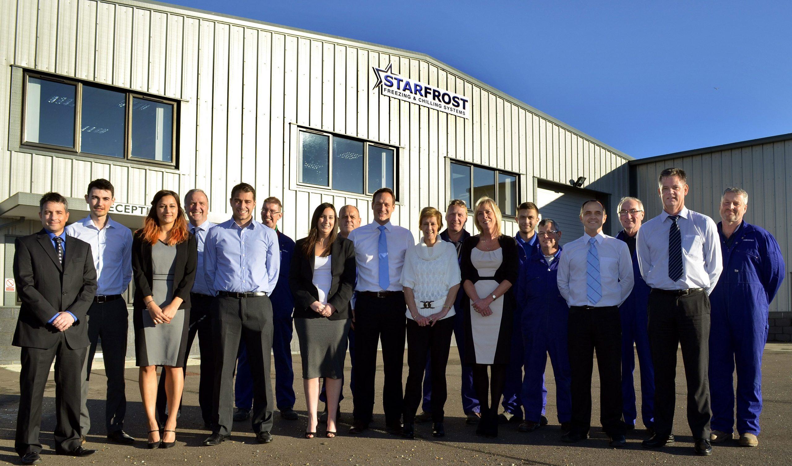 Lowestoft team