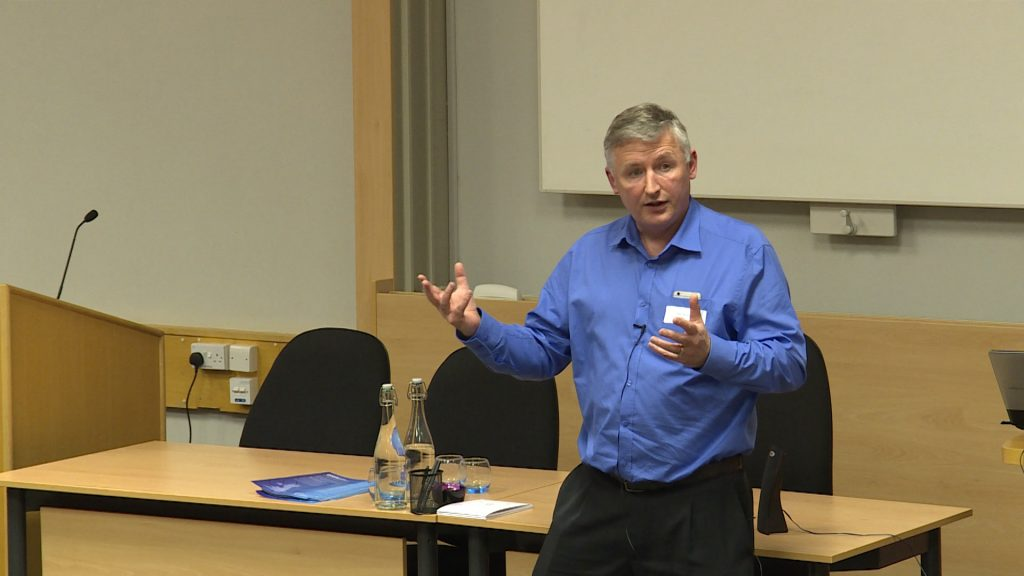Andy Pearson: Improving the Energy Efficiency of Refrigeration Systems
